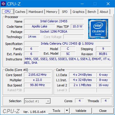 NUC8i5BEH-review-CPU-Z-NUC6C-01